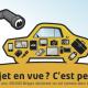 image du carte contre la vol dans voiture